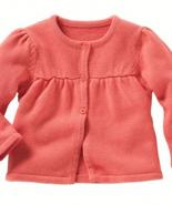 Cashmere baby top